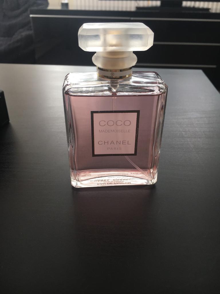 Chanel Coco Mademoiselle 100 Ml Eau De Parfum In Southampton Edp 100ml