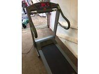 Trimline T315 Power Incline Treadmill Running Machine Gym Spec