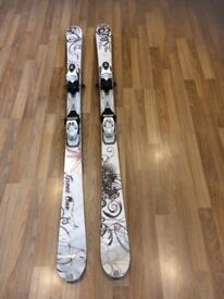 Ladies Head Skis 159cm Great One
