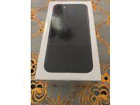 Iphone 7 32gb black brand new sealed
