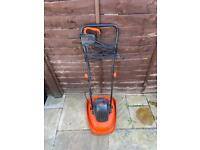 Black & Decker Small Lawn Mover for Small Garden – Used 4 times