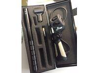 Sennheiser K6/ME66 shotgun microphone