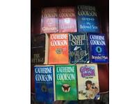 Catherine Cookson books