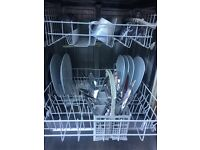 As new Tecnik Integrated Dishwasher SE6TIE1GB/13 only £50