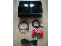 PS3 60gb - On 3.55 OFFICIAL FIRMWARE - SACD - PS1 & PS2 Backward Compatible.