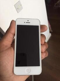 iPhone 5 16gb unlocked to all networks. Good condition