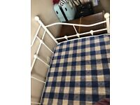 Single day bed used twice
