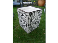 Large Decorative Lamp Shade-Furniture-Collect