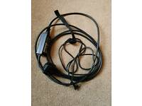 HP laptop charger cable