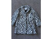 Girls coat, age 3-4 from Next