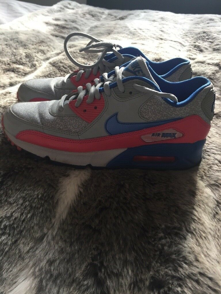 Women's Nike air max trainers