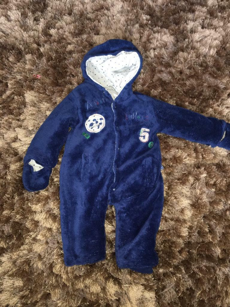 Fleece All in One 6-9 months