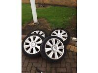 citroen c2 alloy wheels