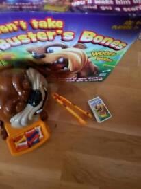 buster bones board game
