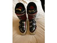 SALOMON SKI BOOTS SIZE 28 MENS