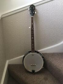 Banjo Classic 5 string As New