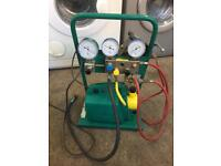 Refco 10964 re gassing station