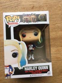 Pop Hero - Suicide Squad - Harley Quinn
