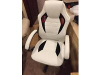 Very Nice Executive Leather Office Chair