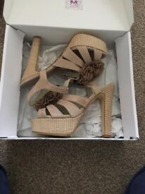 Brand new in box size 6 shoes