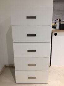 Ikea tall boy chest of drawers