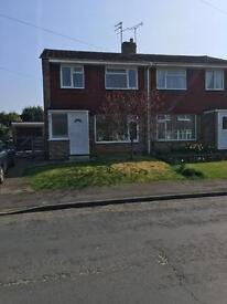 3 bedroom house in Kennington, Ashford, Kent to rent.