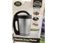 Electronic Soup Maker