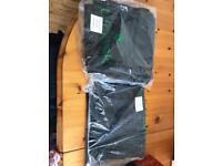 Work trousers X2 , new never used 40 regular