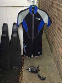 Cressi Freediving Package