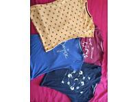 Bundle of ladies t-shirts