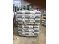 New bags of cement