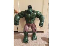 A giant talking hulk