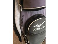 Mizuno aerolite cart golf bag almost as new