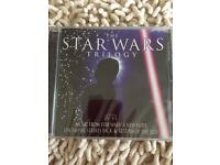 Star Wars Trilogy CD. New