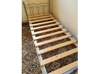 OFFERS CONSIDERED Single Metal Bedframe