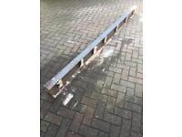 H shape steel beam
