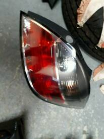 2008 mk5 Astra tail lights