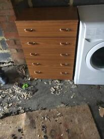 Chest of drawer - used