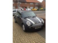 MINI COOPER 2004 Excellent Condition Manual Petrol 1.6L 94k Millage Brand New all 4 Tires £2300