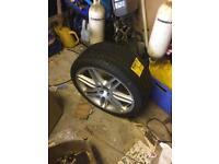 Audi A6avant alloy wheel