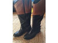 Remote knee high boots, 4