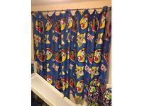 Paw patrol bedroom set curtains light shade etc