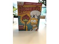 Men's Johnny Cupcakes X The Simpsons