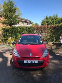 Renault Clio 1.2, 48k Miles, 2 previous owners