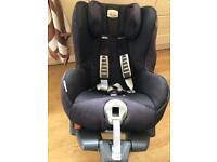 Britax car seat with isafix 9-18kg y