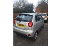 2009 Chevrolet Matiz excellent condition