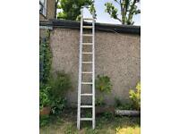 Aluminium Extension Ladder 10ft closed