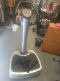 Vibrostation vibration training plates