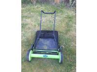 Greenworks Tools Mower 25237 - manual mower
