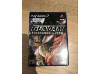 PlayStation 2 MOBILE SUIT GUNDAM